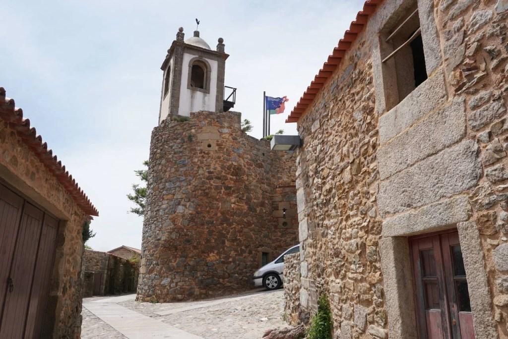 Torre do Relógio em Castelo Rodrigo
