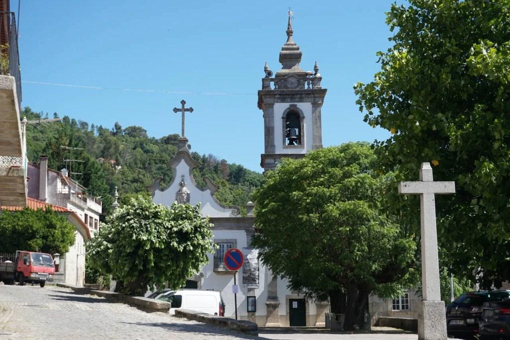 Igreja Misericórdia Fornos de Algodres