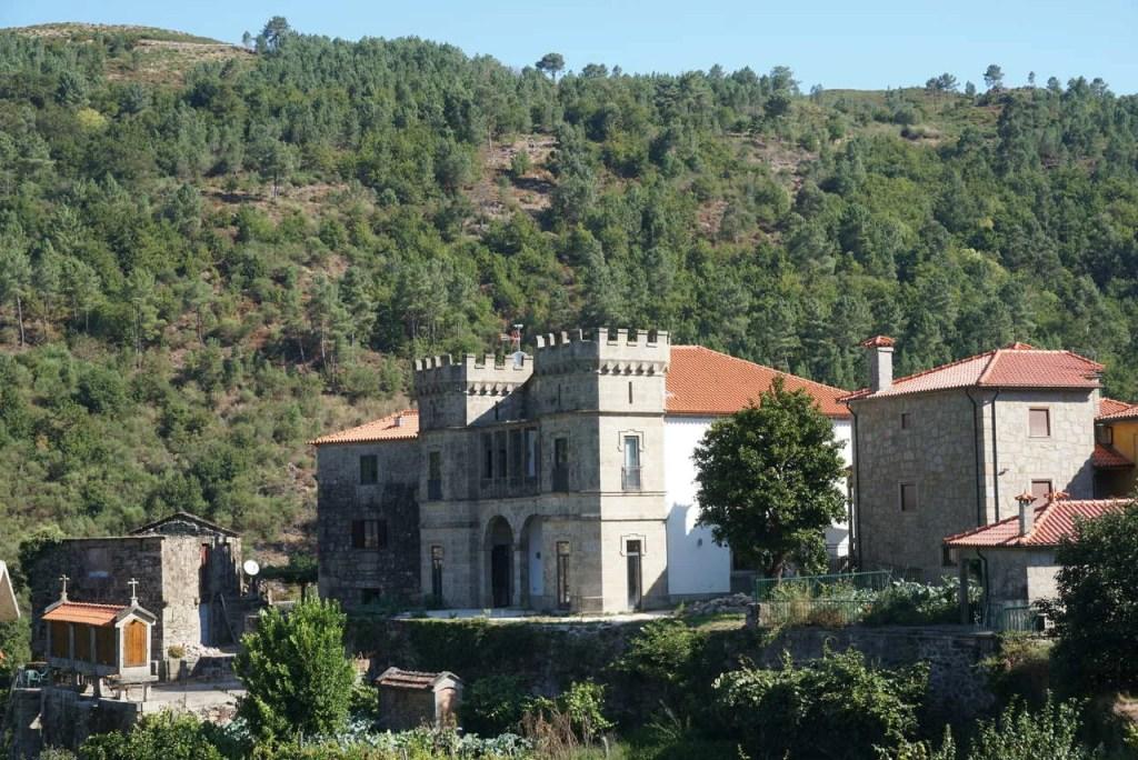 Castelo de Sistelo