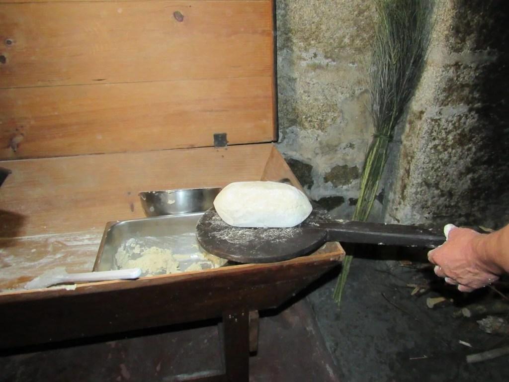 Workshop de broa tradicional