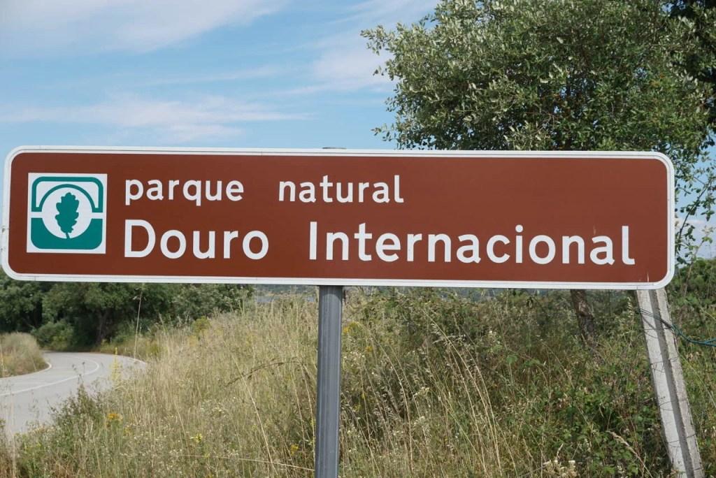 Roteiro no Parque Natural do Douro Internacional.
