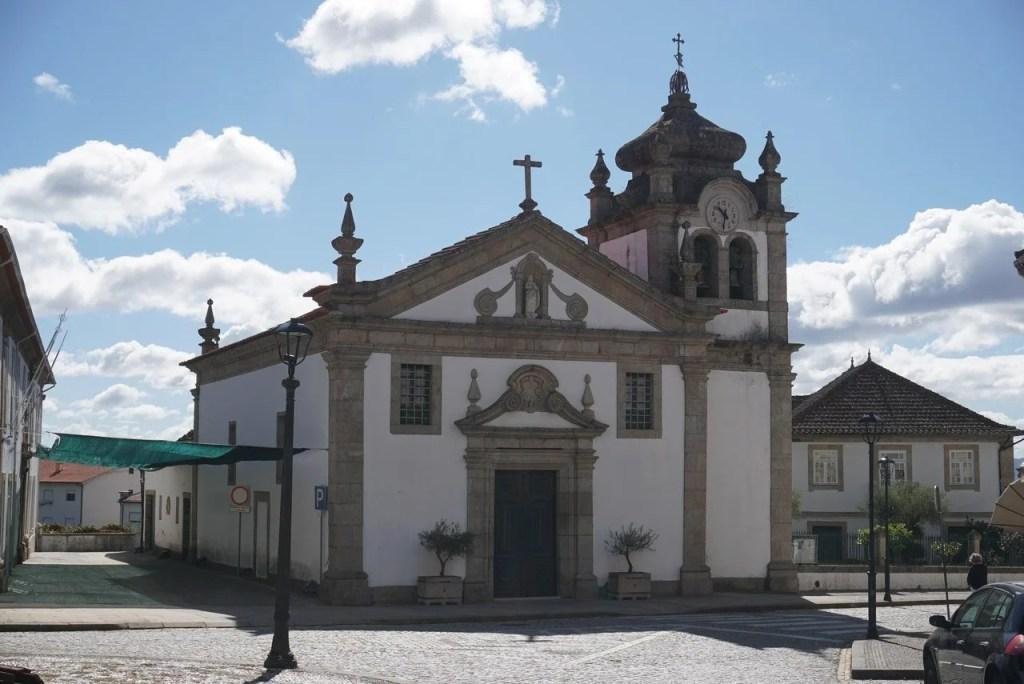 Igreja Matriz de Murça.