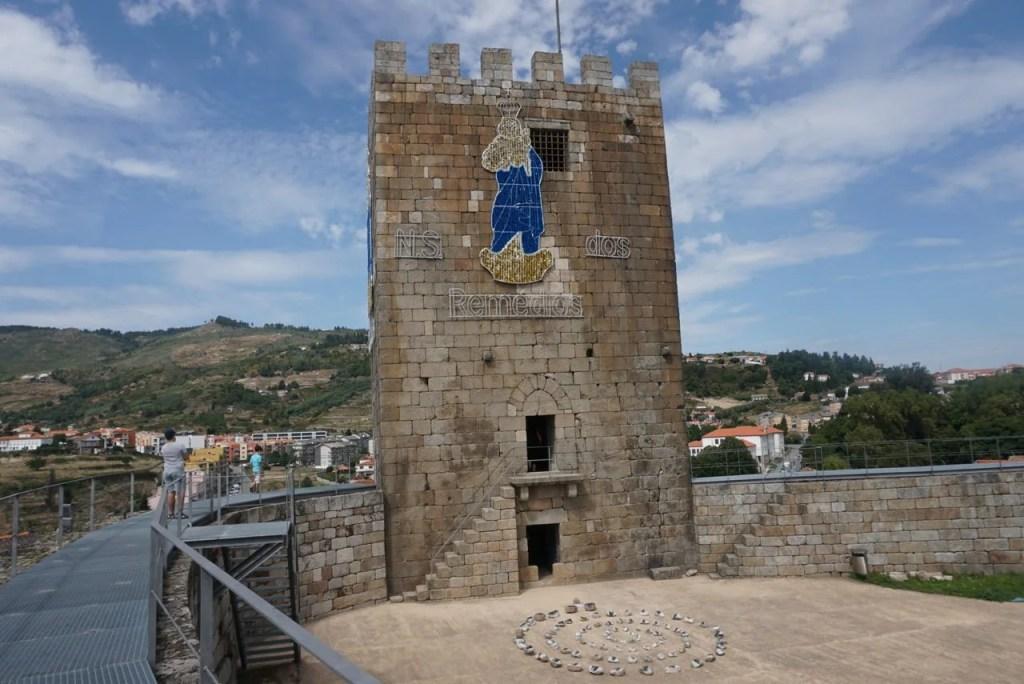Castelo de Lamego.
