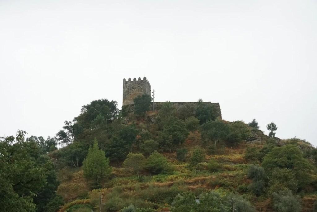 Castelo de Arnoia.