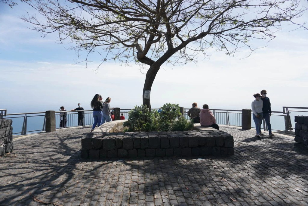 Miradouro do Cabo Girão.