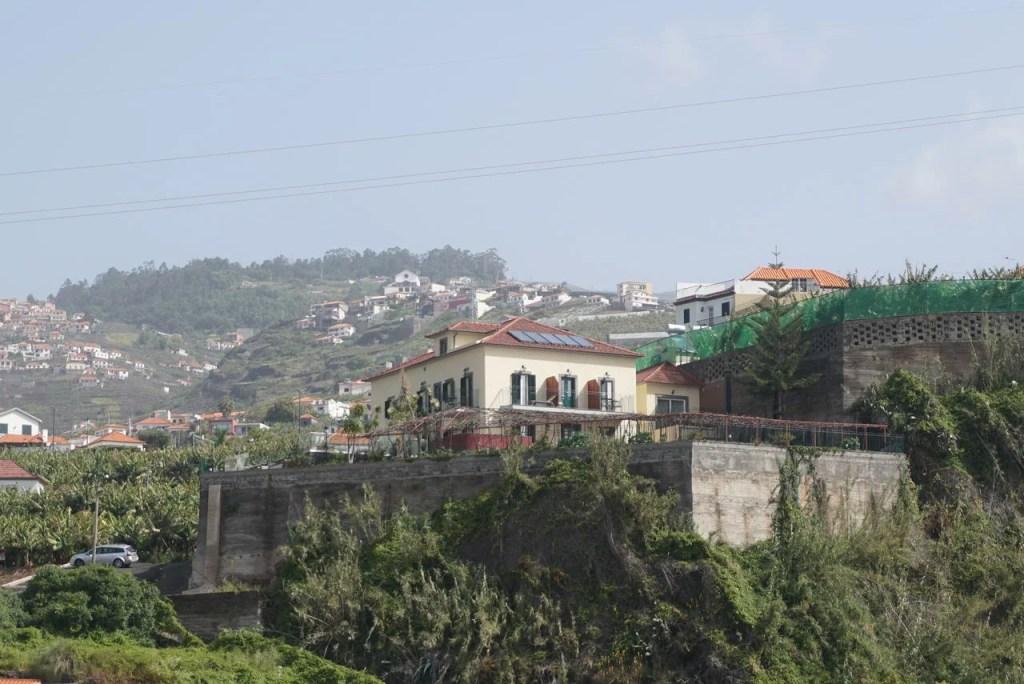 Localização da Quinta da Saraiva.
