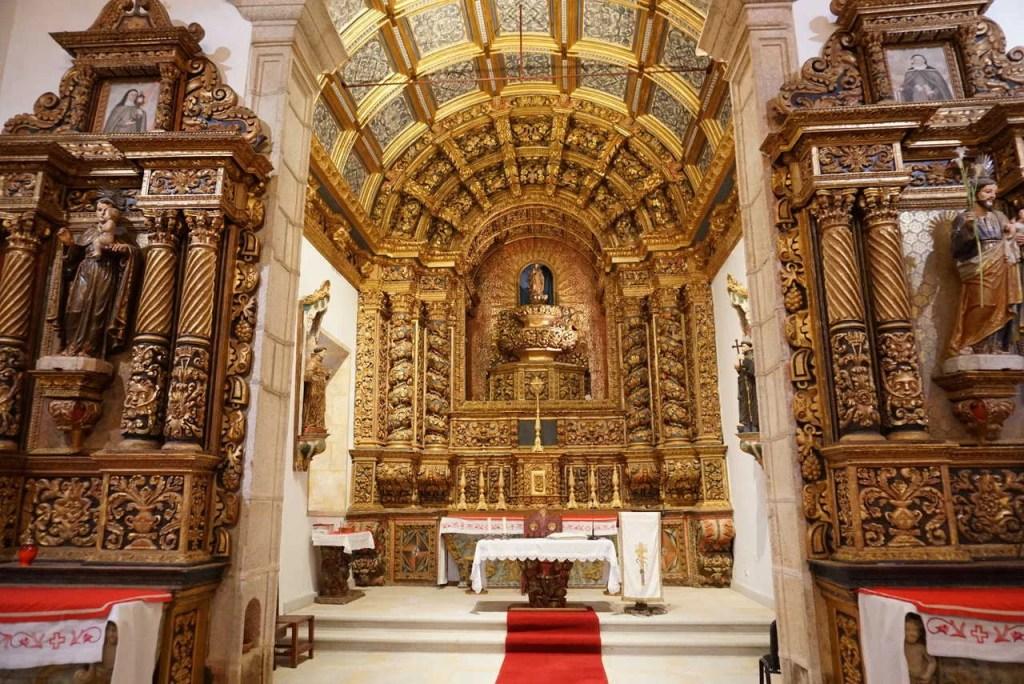 Igreja e Convento de Santo António em Penamacor.
