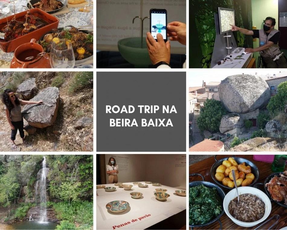 Road trip na Beira Baixa.