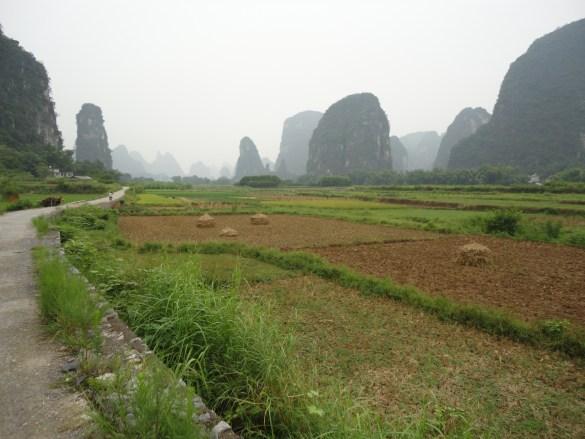 Da Guilin a Yangshuo: lungo il Fiume Li