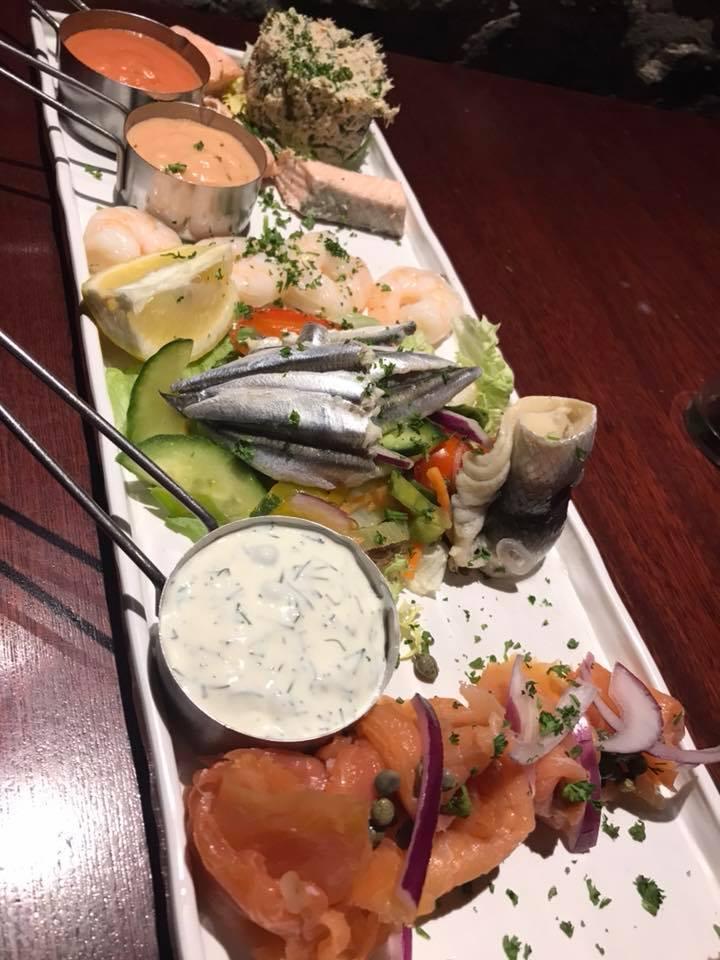 cosa mangiare in irlanda pesce