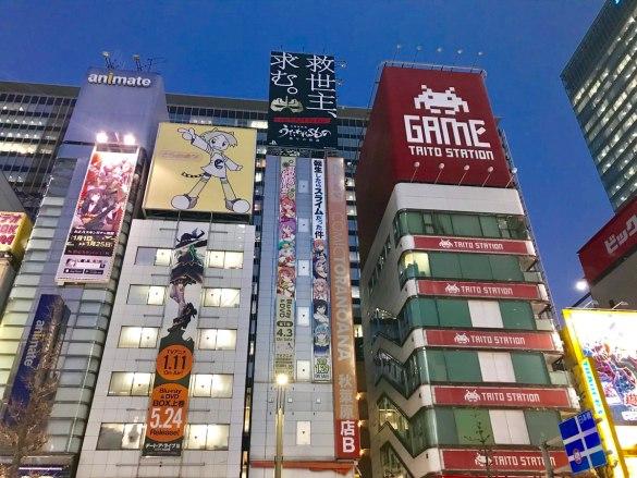 Cinque cose da fare a Tokyo
