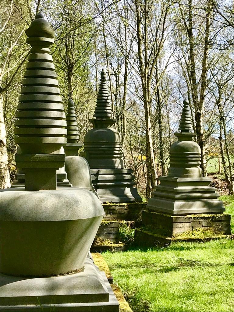 Victor's Way e il parco delle sculture indiane