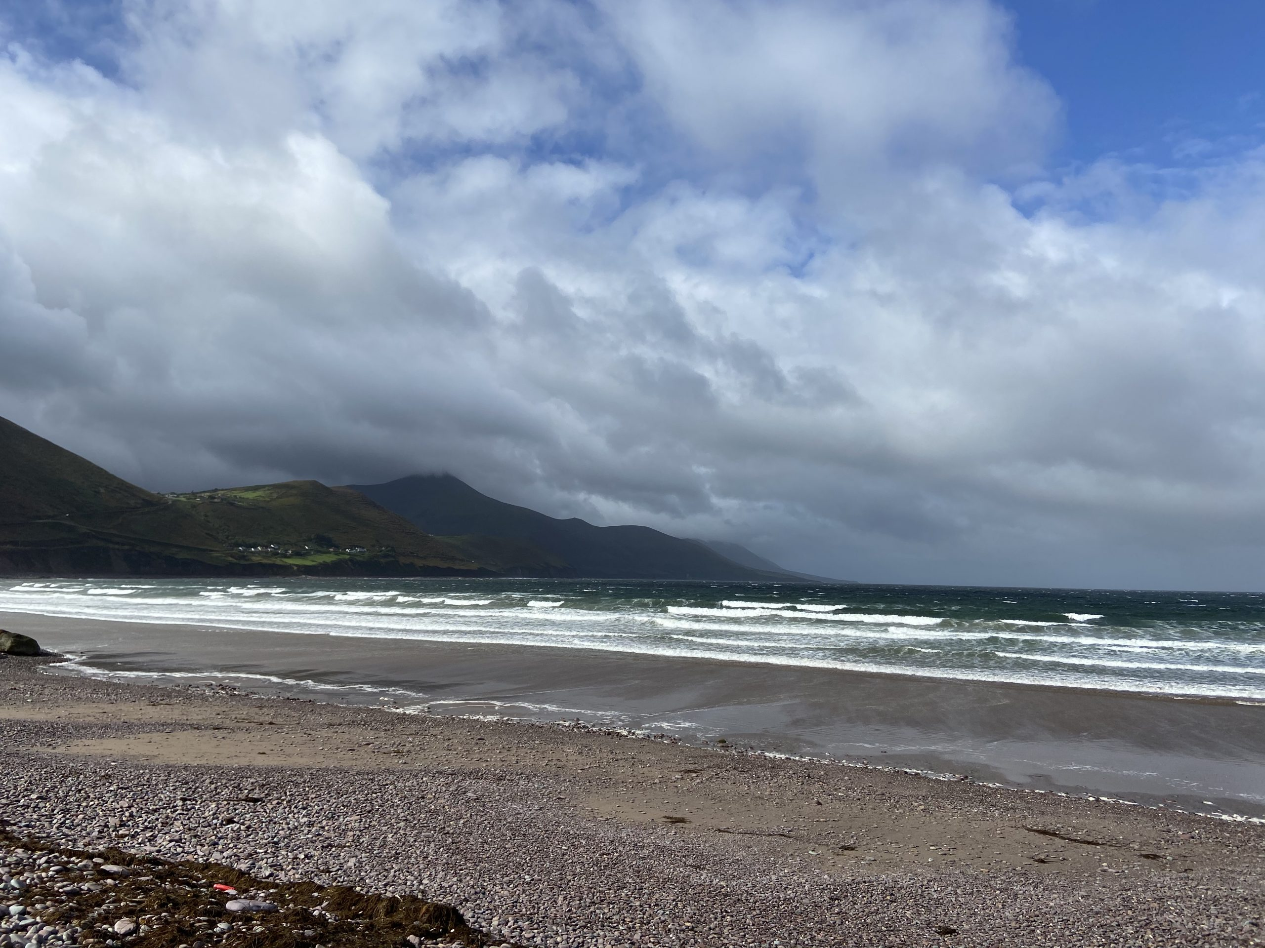 rossbeigh strand Kerry