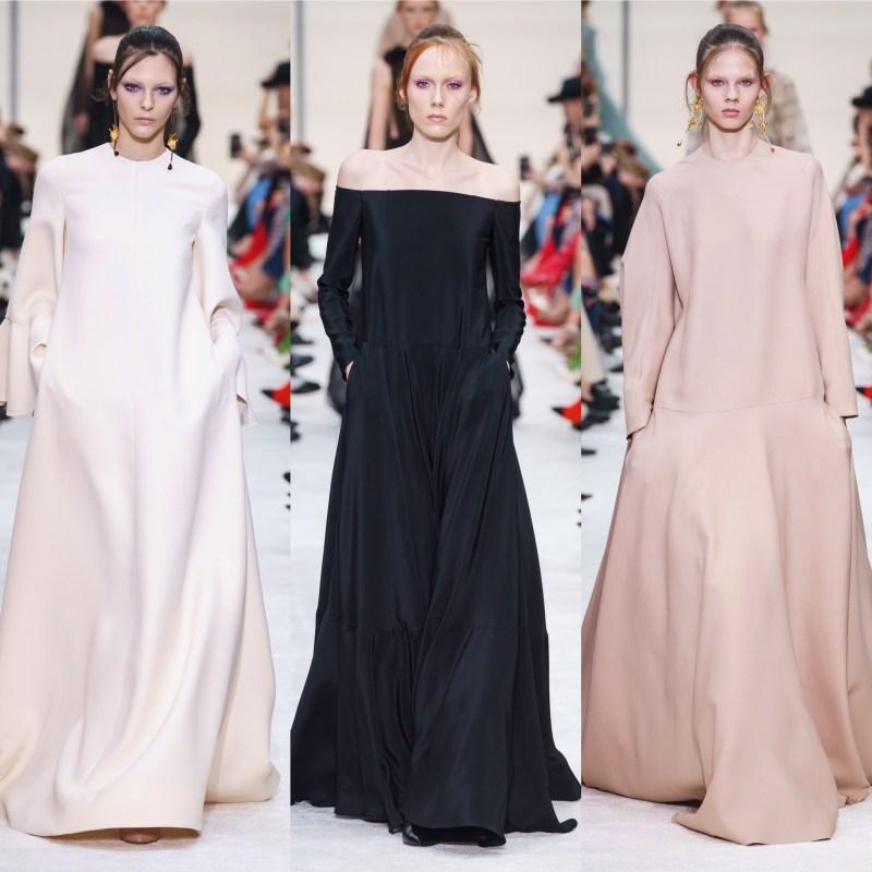 Looks Valentino Outono 2019