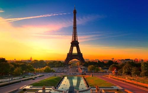 Paris - Torre Eiffel é uma das atrações que você pode ir visitar sem a necessidade de de visto.