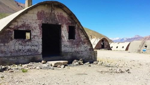 Mineradora Abandonada