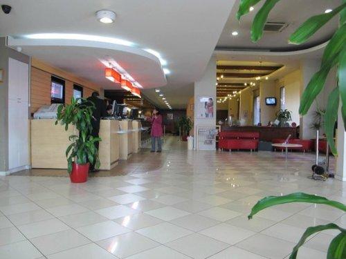 Recepção - Estação Central