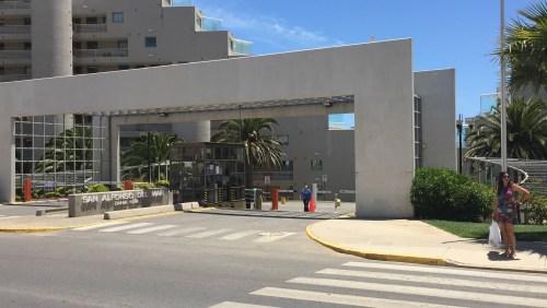 San Alfonso Del Mar - Entrada