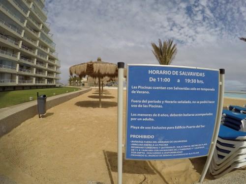 San Alfonso Del Mar - Horario e Regras das Piscinas