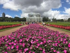 Em homenagem a uma das pioneiras no trabalho de planejamento urbano da capital paranaense o Jardim Botânico de Curitiba ou Jardim Botânico Francisca Maria Garfunkel Richibieter (Nome da Urbanista) foi inaugurado em 1991 e hoje é um dos lugares mais visitados de Curitiba...MAIS