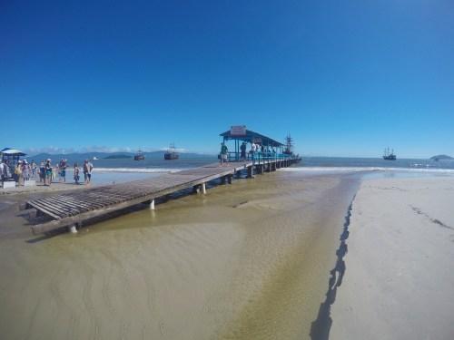 Pier de Canasvieiras