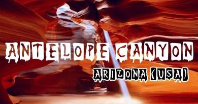 Vídeo do Antelope Canyon Park