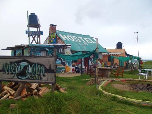 Hostel em Cabo Polonio
