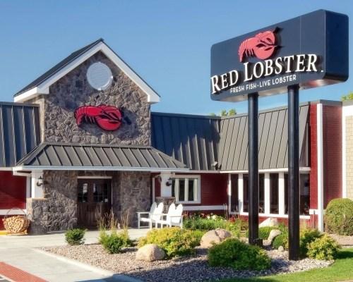 Onde Comer bem nos Estados Unidos - Red Lobster