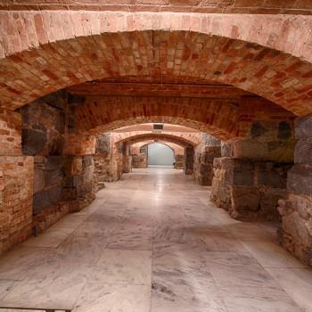 Salão dos Arcos Foto: Ricardo Kleine