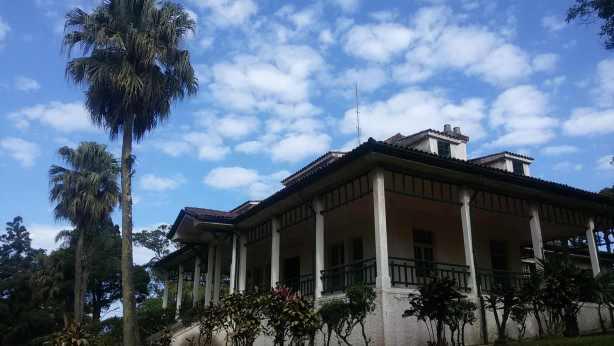 Casa de Visitas do Alto da Serra. Foto: Patrícia Ribeiro/ Passeios Baratos em SP