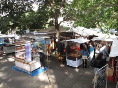 Praça Benedito Calixto - Marcelo Lha/SP Turis