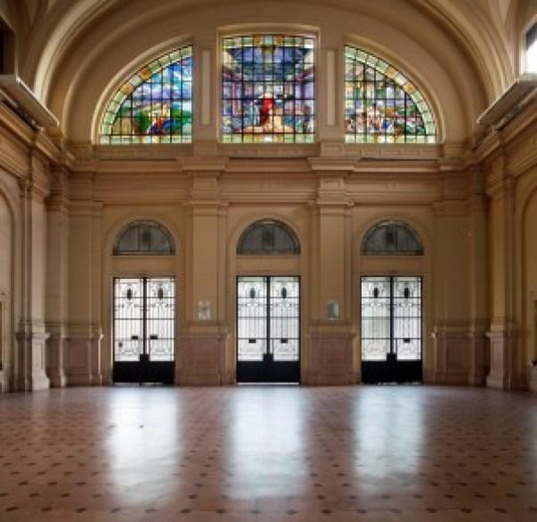 Sala São Paulo - Estação das Artes. Foto: Tuca Vieira