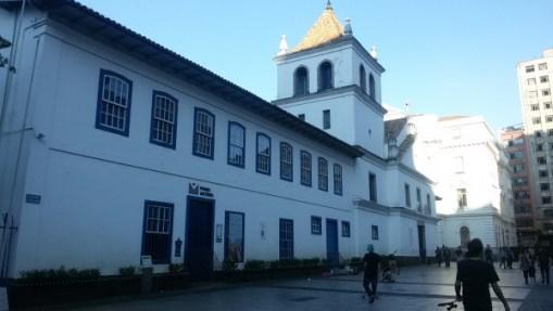 Pátio do Colégio Patrícia Ribeiro/Passeios Baratos em SP