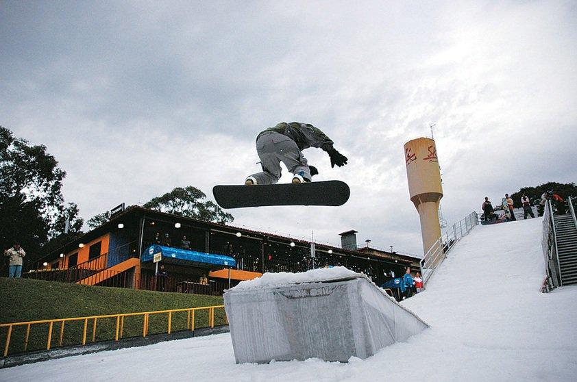 Ski Mountain Park Divulgação