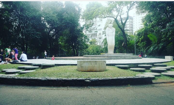 Monumento Mãe de Caetano Fraccarolli Foto: Vilma Alcântara