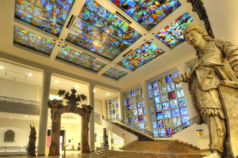 Museu de Arte Brasileira Foto: Divulgação