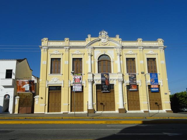 Teatro São João da Boa Vista Foto: Priscila Miura