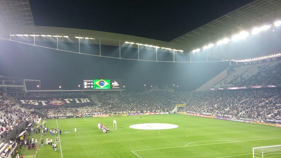 Arena Corinthians Wikimedia