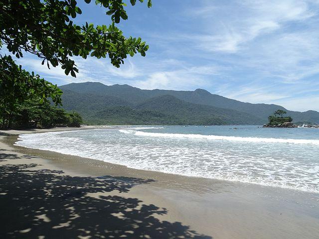 Praia de Castelhanos Foto: wikimedia