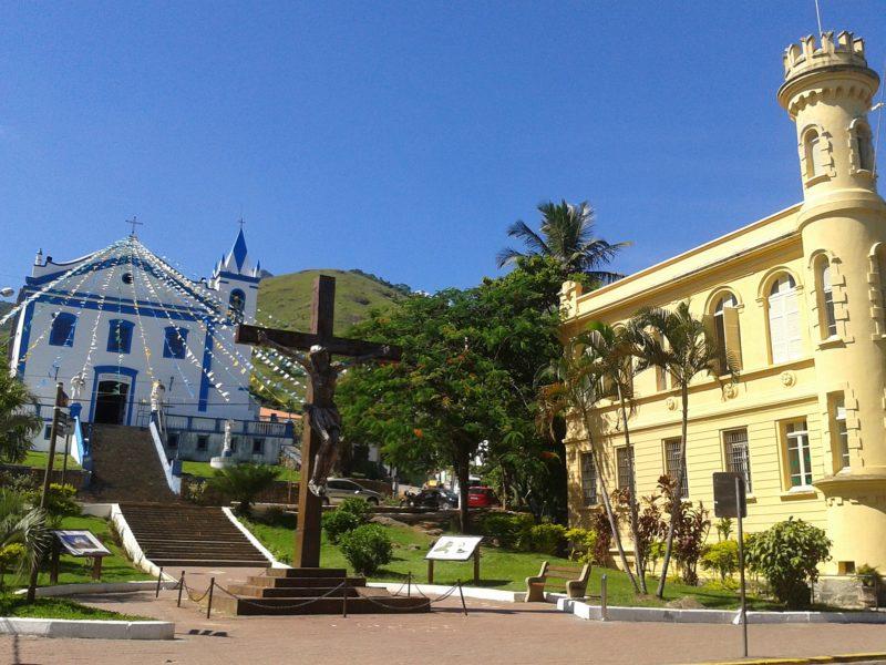 Centro histórico - Praça Prof. Alfredo Oliani Foto: Divulgação