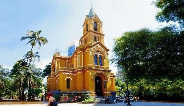 Igreja Nossa Senhora Rosário dos Pretos Foto: Divulgação
