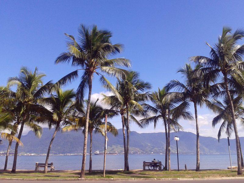 Praia de Itaguaçu Foto Flavio F Moreira