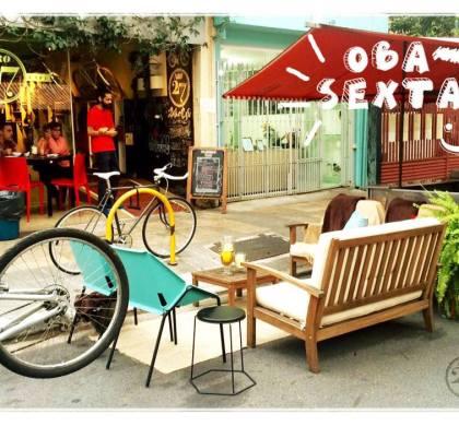 Café, graxa e livros: conheça alguns lugares onde sua bike é bem-vinda