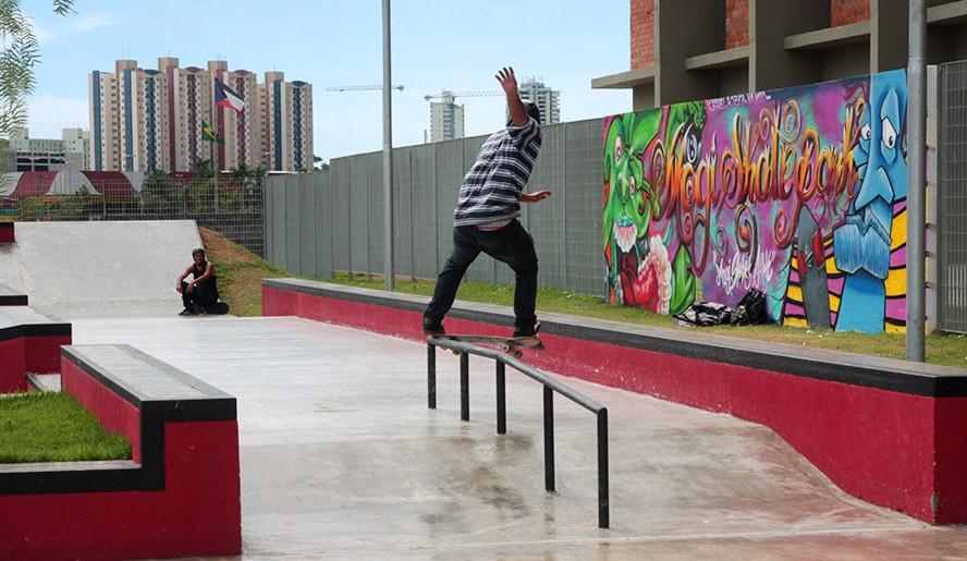 Skate Park Divulgação