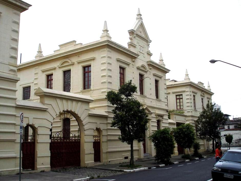 Casa Emílio Ribas Foto: André P Navarenho