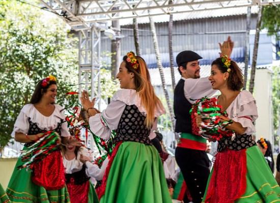 danças típicas de vários países
