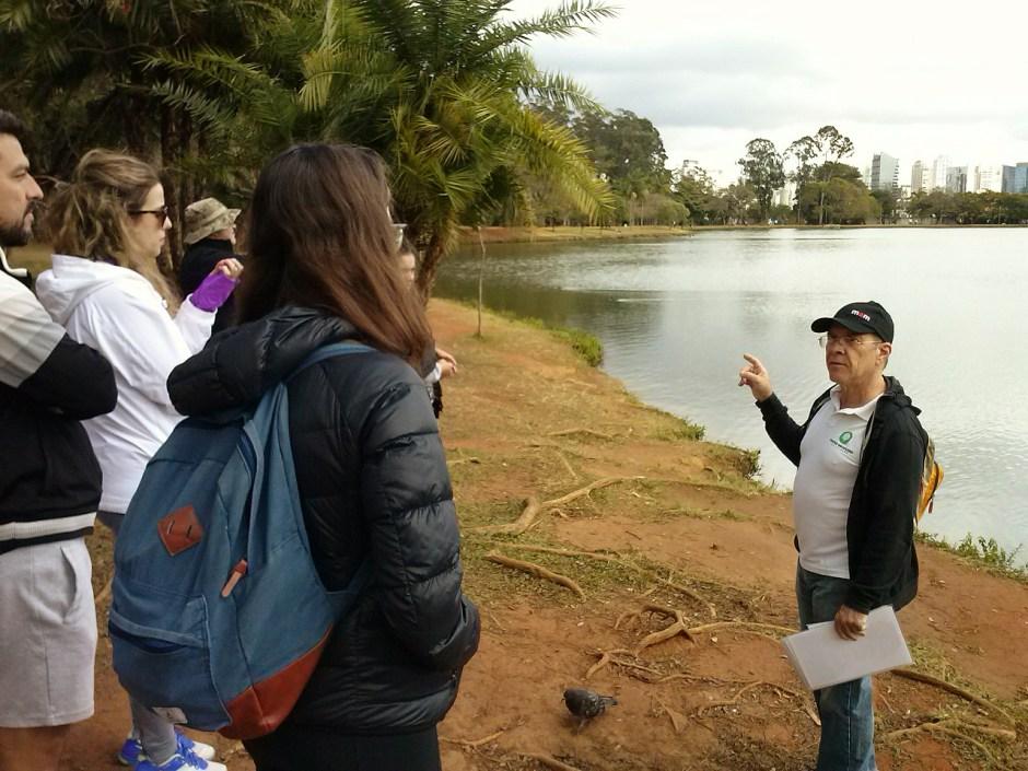 Ibirapuera: Caminhada Monitorada Flavio FMoreira
