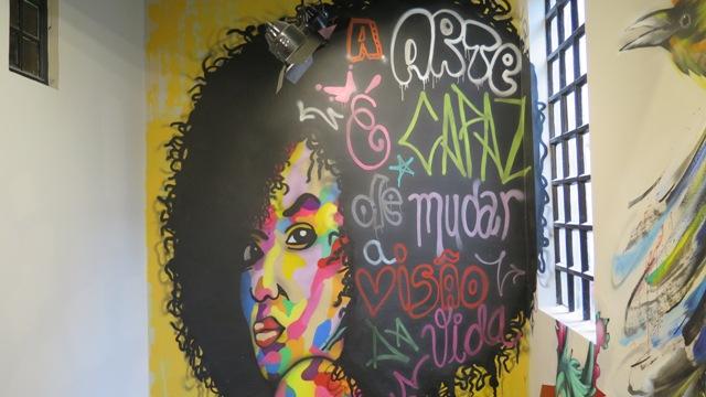 Grafites Foto: Denize Bacoccina