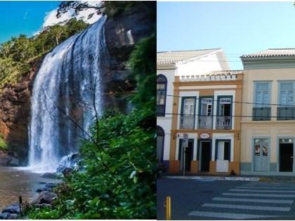 Visite São Luiz do Paraitinga: cachoeiras, história e muita festa