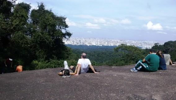 Mirante Pedra Grande - Parque da Cantareira